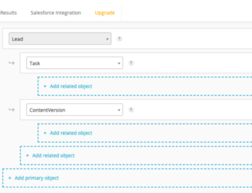 Integrate your web forms with Salesforce using 123FormBuilder